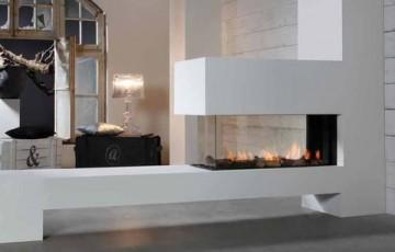 Газовый камин Faber Aspect Premium L RD