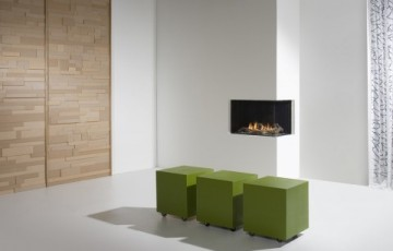 Газовый камин Faber Duet Premium M