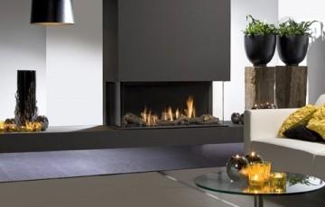 Газовый камин Faber Triple Smart L