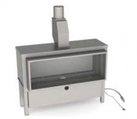 Газовый камин Vero Design Gala стандартная модель 150/40/45