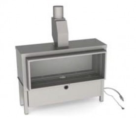 Газовый камин Vero Design Gala стандартная модель 175/40/45
