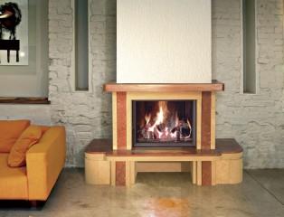 Классический дровяной Камин Sunhill Toscana