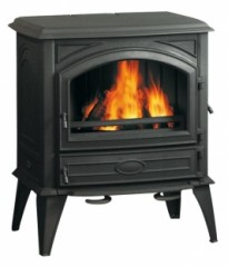 Печь-камин на дровах Dovre 640 CB