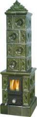 Печь-камин ABX Valdek | стальная вставка