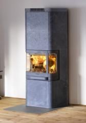 Пристенная печь-камин Contura 26Т