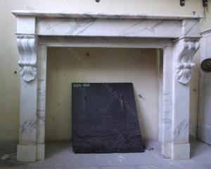 Камин антикварный мраморный (каминный портал) Villa Nuova B033516