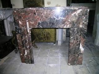 Камин антикварный мраморный (каминный портал) Villa Nuova B037546