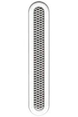 Решетка вентиляционная 1035х135, без подрамника, овальная DIXNEUF