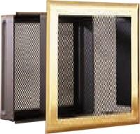 Решетка вентиляционная 20х20, подрамник с фильтром DIXNEUF