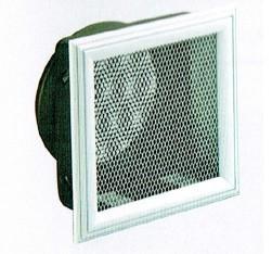 Решетка вентиляционная 16х16, подрамник с фильтром DIXNEUF