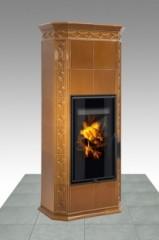 Печь-камин Hein Este 1H, 2H, 3H, 4H, 5H, 6H, 7H керамика