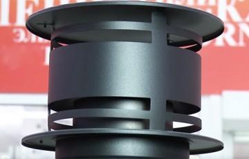 Металлические дымоходы отличаются простотой, надежностью и безопасностью