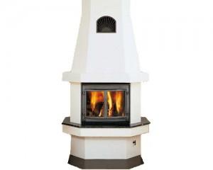 Печь-камин Keddy Mistral пристенная (sk 202)
