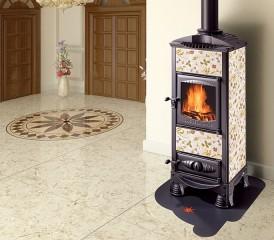 Печь-камин Castelmonte Futura 03 Deluxe