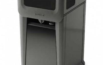 Дверца дровника со стеклянным покрытием к печам-каминам Keddy К 700