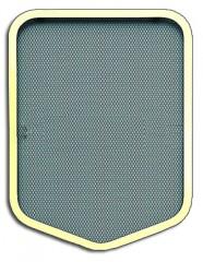 Решетка вентиляционная 33х45, с фильтром DIXNEUF