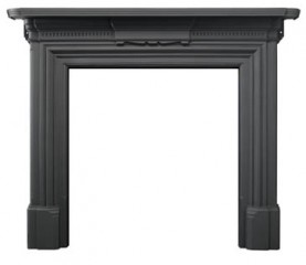 Чугунный портал Stovax Georgian Cast Iron Mantel