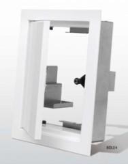 Технологический люк для доступа к внутреннему блоку топок Element 4