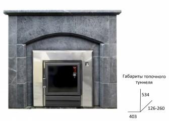Фасад для банной печи Гранд Ksis