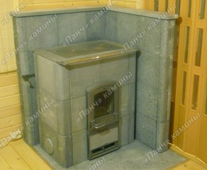 Печь-камин 1
