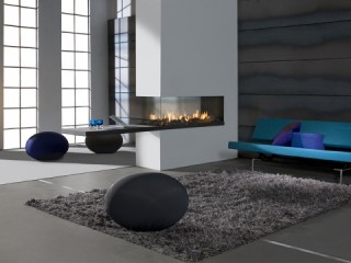 Газовый камин Faber Aspect Premium XL RD