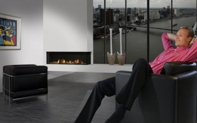 Газовый камин Faber Duet Premium XL