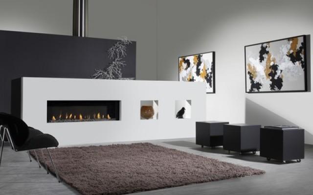 Газовый камин Faber Relaxed Premium XL
