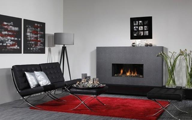 Газовый камин Faber Relaxed Premium M