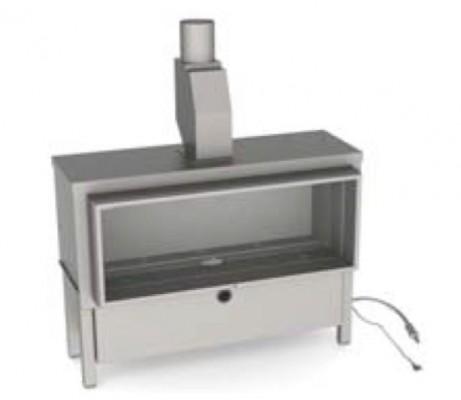 Газовый камин Vero Design Gala стандартная модель 100/40/45