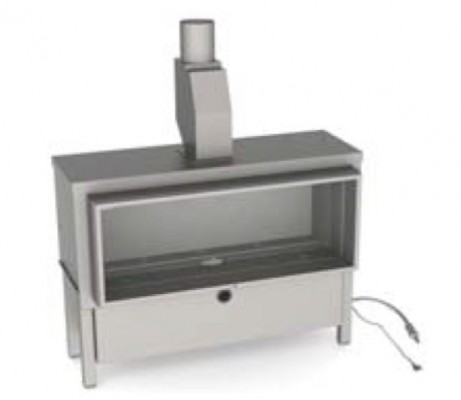 Газовый камин Vero Design Gala стандартная модель 200/40/45