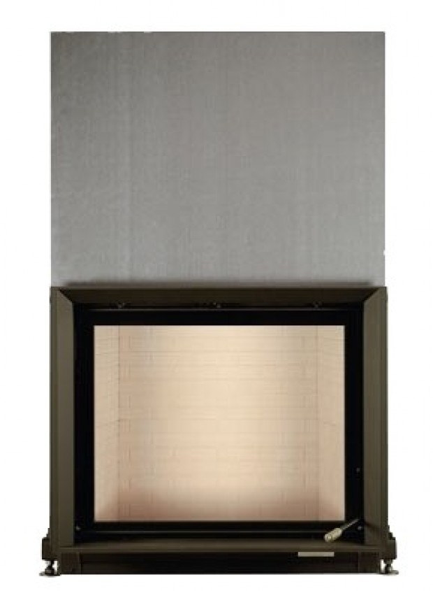 Каминная топка Brunner Stil-Kamin 62/76 k lifting door, single glazing