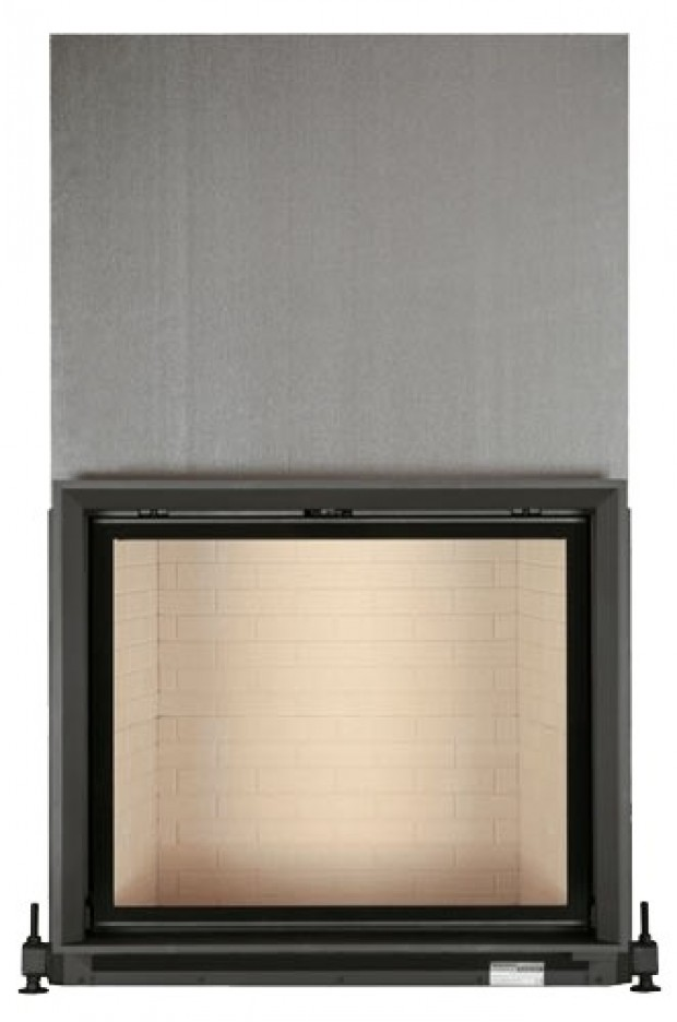 Каминная топка Brunner Stil-Kamin 75/90 lifting door, single glazing