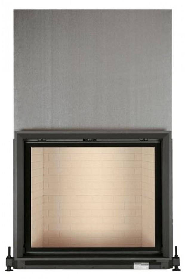 Каминная топка Brunner Stil-Kamin 75/90 lifting door, single glazing