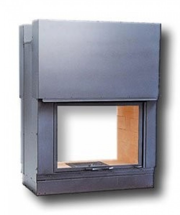 Каминная топка Axis 2 GLAS.FACES AX DF 1000 H RT
