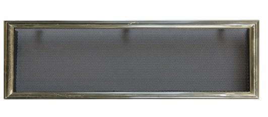 Решетка вентиляционная 70х20, горизонтальная, подрамник с фильтром DIXNEUF