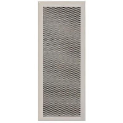 Решетка вентиляционная 50х20, горизонтальная, подрамник с фильтром DIXNEUF