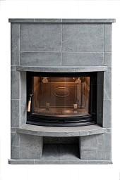 Печь-камин FS4+дровница