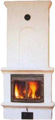 Печь-камин Keddy Maxette угловая (sk 202)