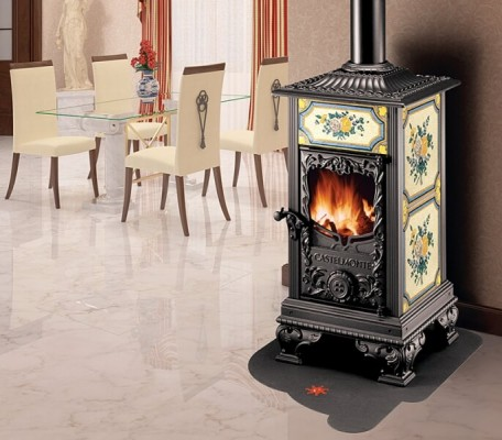 Печь-камин Castelmonte Cornelia 01