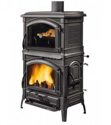 Печь-камин La Nordica Isotta con forno