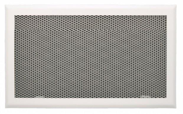 Решетка вентиляционная 35х20, подрамник с фильтром DIXNEUF