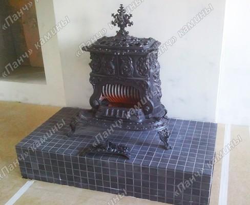Печь-камин 5