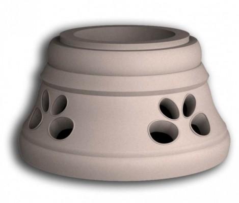 Конус малый дымохода для изразцовых печей Contura